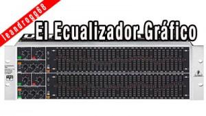 EQUALIZADOR GRÁFICO Behringer Ultragraph Pro FBQ 6200