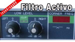 filtro activo ecler fap 2-4