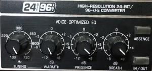 Procesador de voz avanzado
