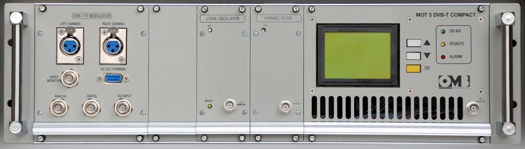 Emisor de TDT comercial - EL CAJÓN DEL ELECTRÓNICO