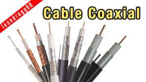 Cable coaxial - EL CAJÓN DEL ELECTRÓNICO