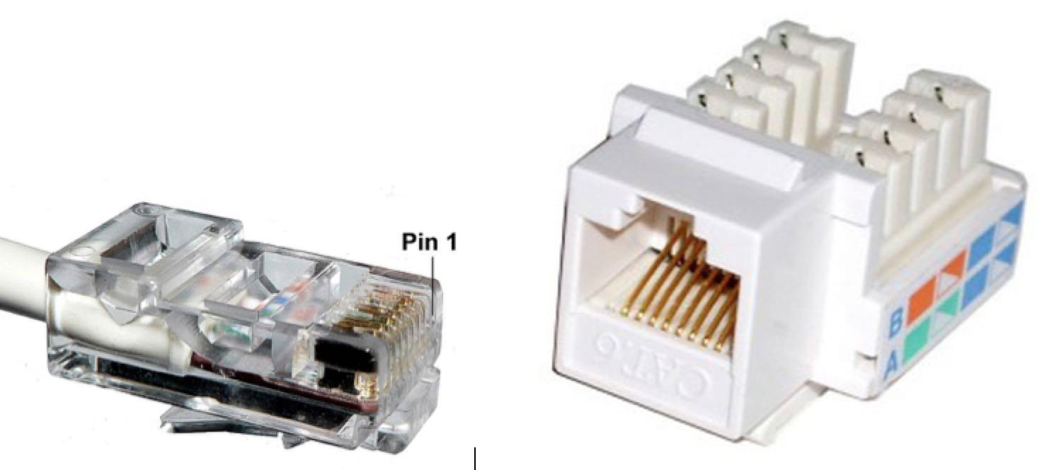 Conector RJ45 - EL CAJÓN DEL ELECTRÓNICO