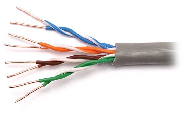 Cable UTP - EL CAJÓN DEL ELECTRÓNICO